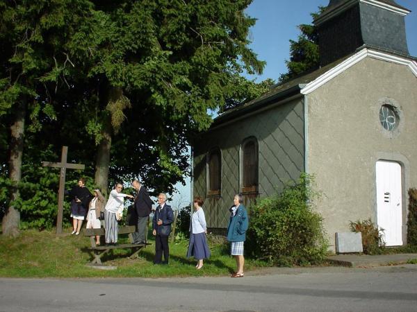 Anloy  La chapelle